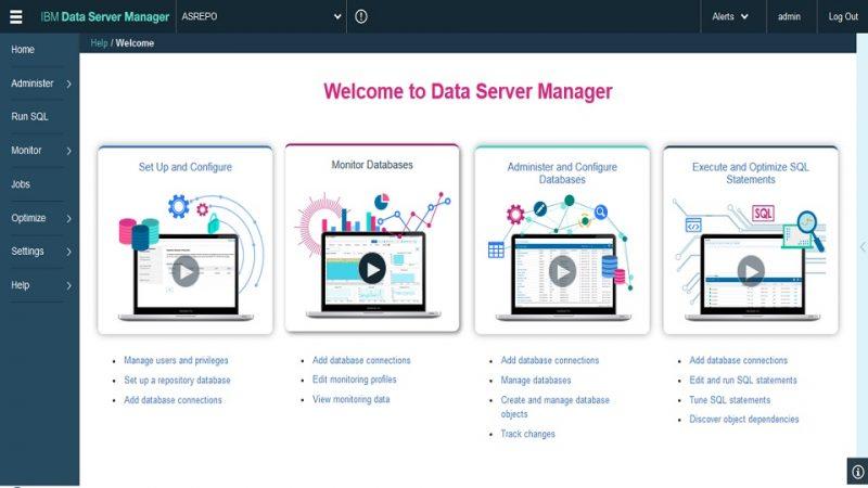Data Server Manager 2.1.4